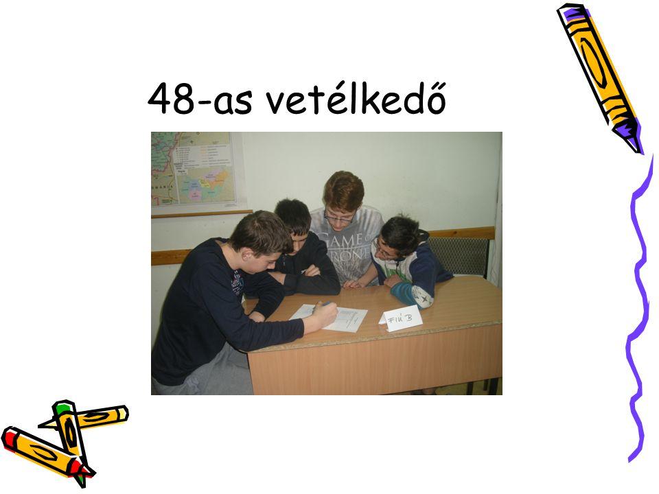 48-as vetélkedő