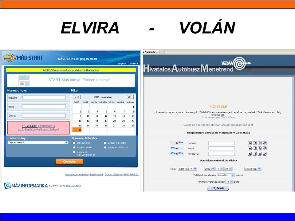 ELVIRA - VOLÁN