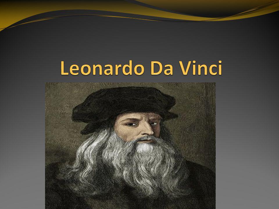 Élete Leonardo ser Piero da Vinci Leonardo ser Piero da Vinci 1452.