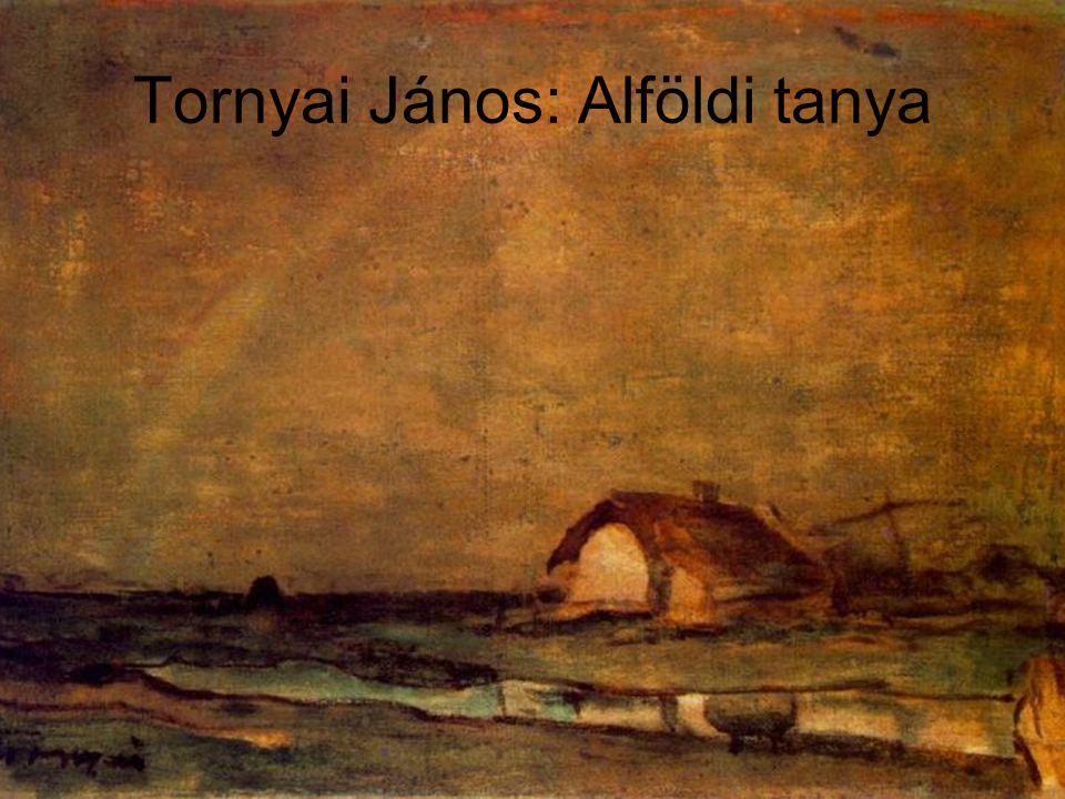 Tornyai János: Alföldi tanya