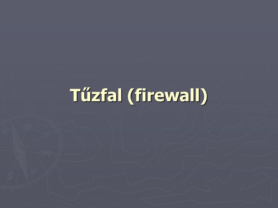 Tűzfal (firewall)