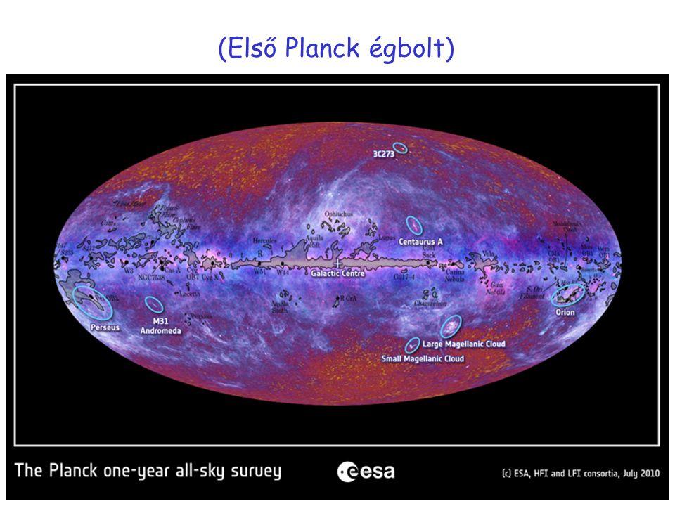 (Első Planck égbolt)