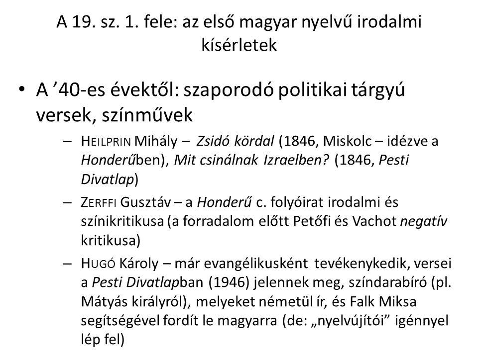 A 19. sz. 1.