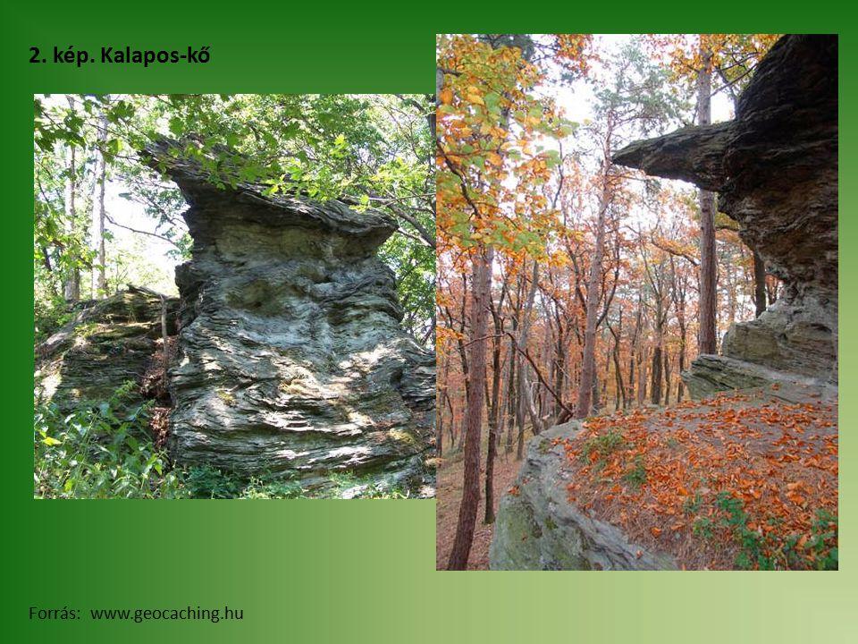 2. kép. Kalapos-kő Forrás: www.geocaching.hu