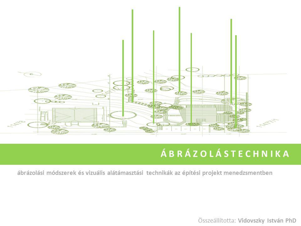 irodalom Vidovszky - BME-Építészmérnöki Kar – Építéskivitelezési Tanszék 2013 február 20.