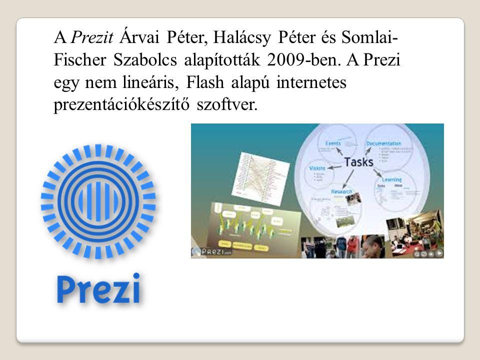 A Prezit Árvai Péter, Halácsy Péter és Somlai- Fischer Szabolcs alapították 2009-ben.