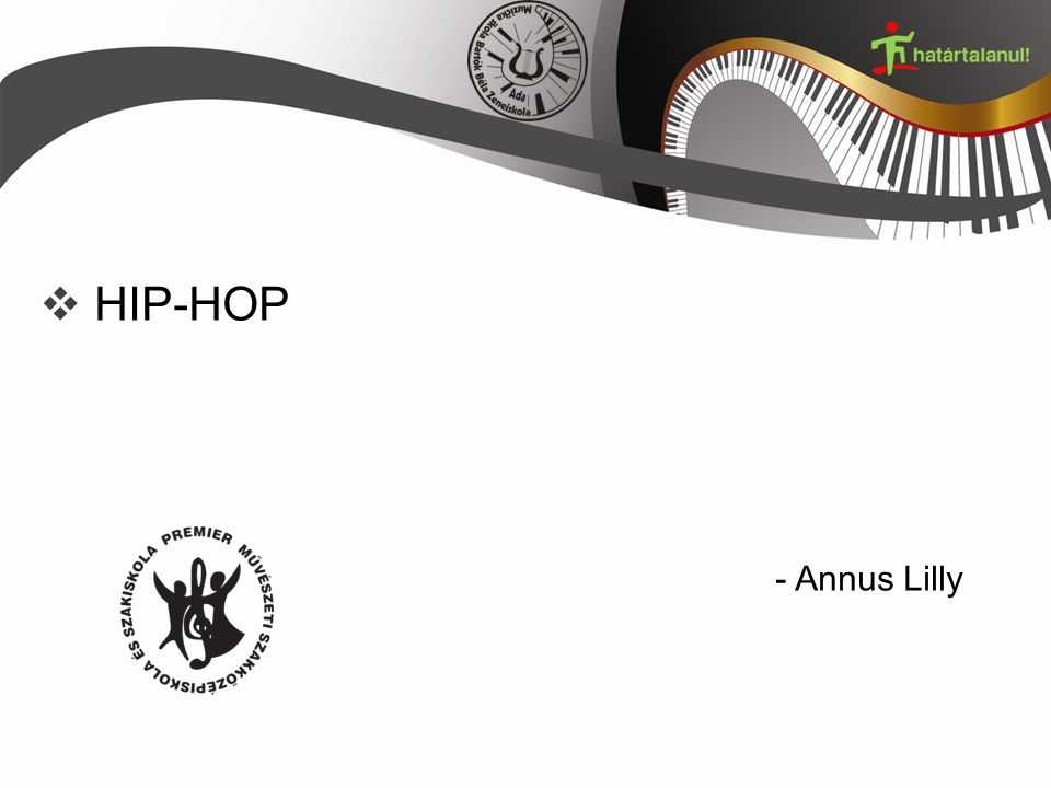  HIP-HOP - Annus Lilly
