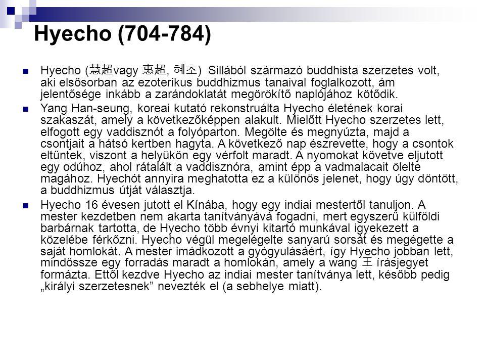 Hyecho 2.