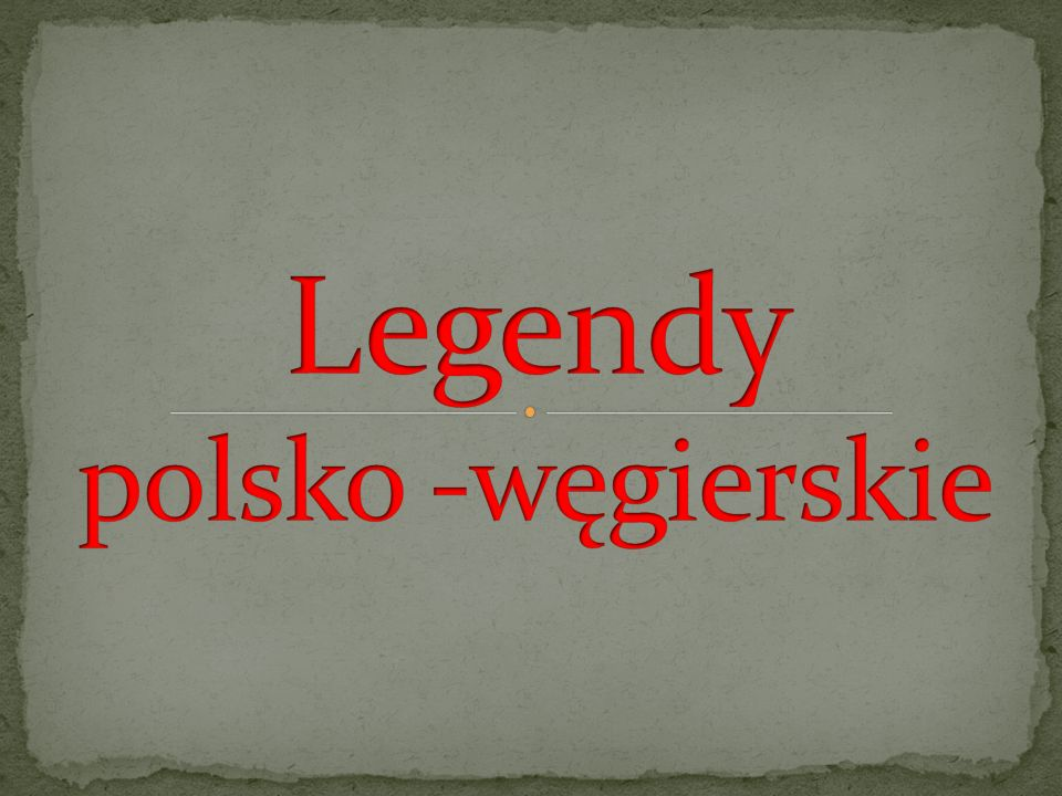 Wanda jest bohaterką polskiej legendy.