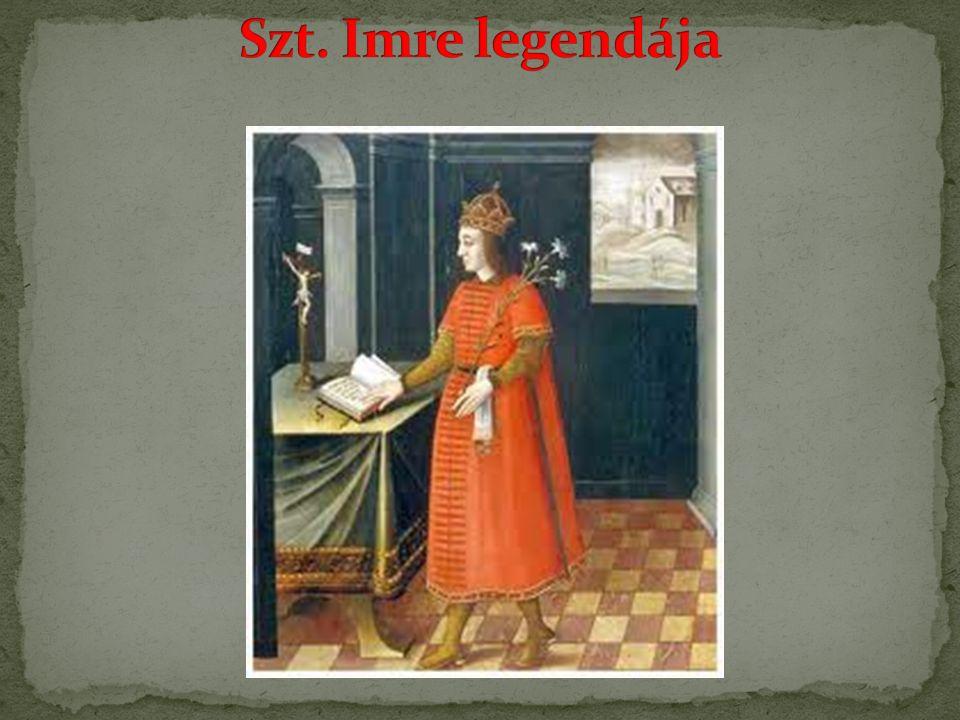 Z postacią św.Emeryka związana jest legenda o założeniu klasztoru na Łysej Górze.