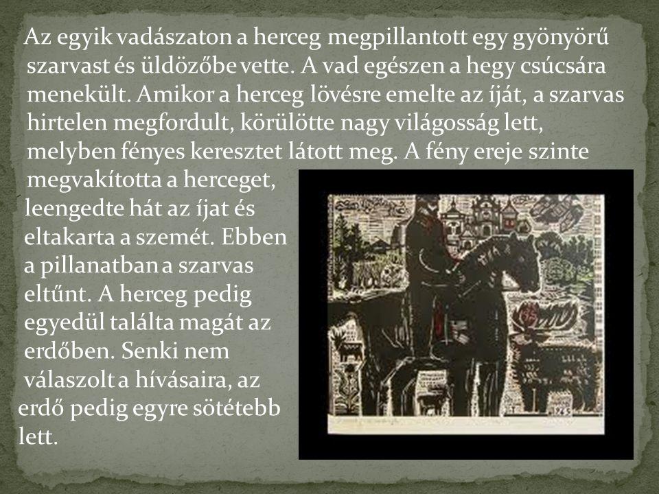 Szt.Kinga, Kunigunda néven ismert hercegnő, Esztergomban született 1234.