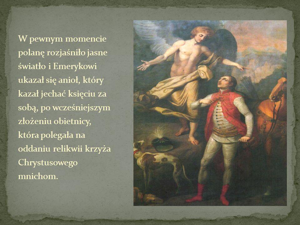 Jak głosi legenda polski książę krakowsko – sandomierski Bolesław poprosił o rękę węgierską królewnę Kingę.