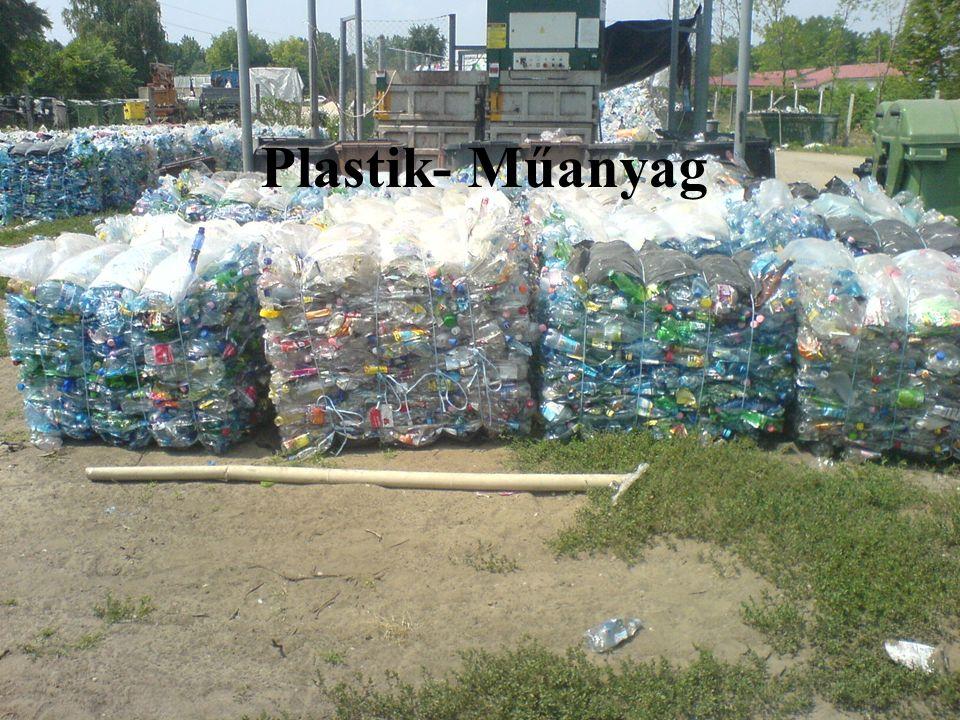 Plastik- Műanyag