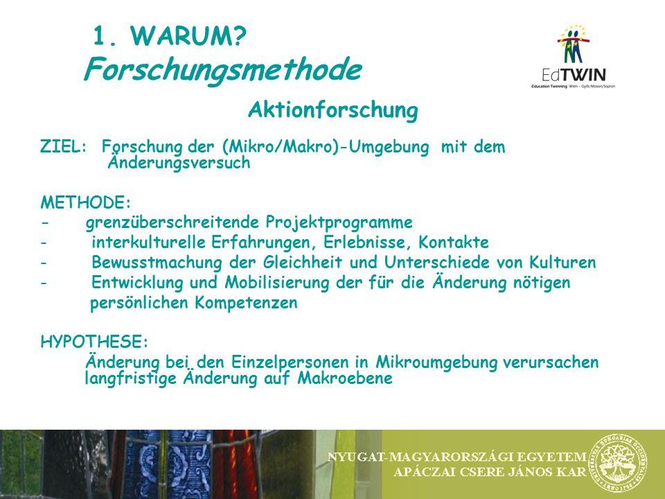 5.EdTWIN ERGEBNISSE 1.CentroSCHOOLING: Bildungskooperation - cca.