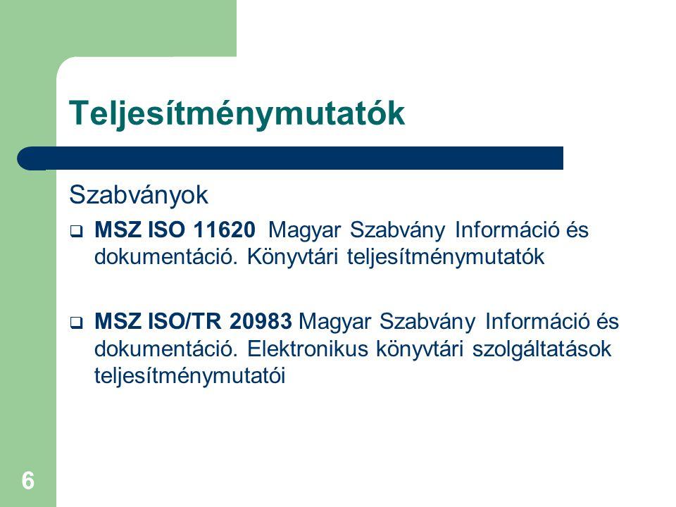 A mért szolgáltatás/ tevékenységÉv 2001.2002.2003.2004.2005.