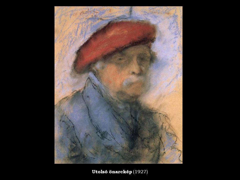 Utolsó önarckép (1927)