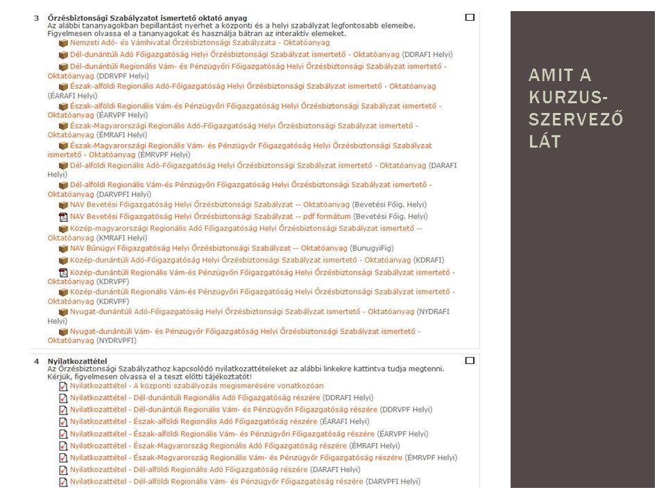 Felkészülés: aug 21 Nyilatkozat: szept15-okt 10 pótlás: okt 20-okt31 1. CSOPORT (NAPI BONTÁS)