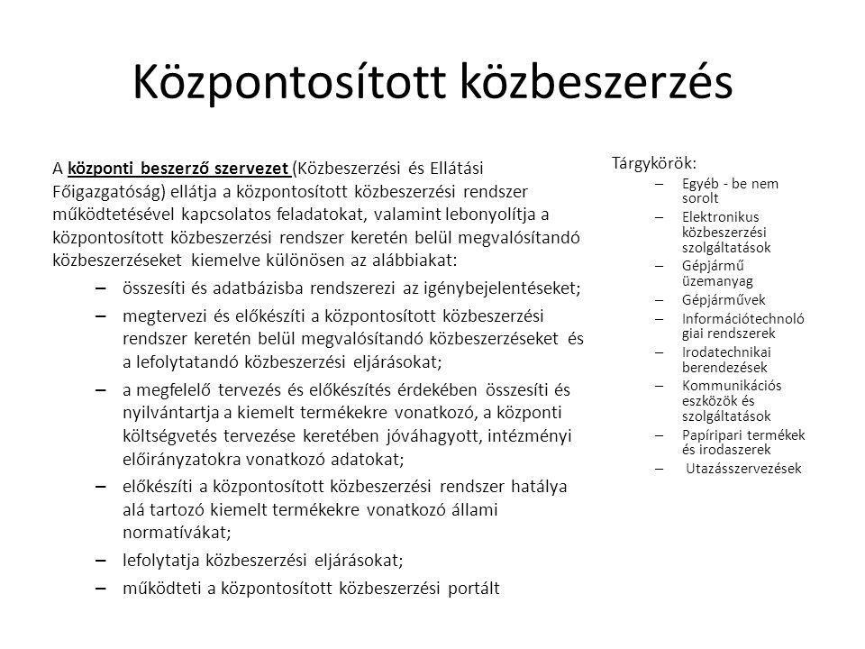 Műszaki leírás Részletszabályok: 310/2011.(XII. 23.) Korm.