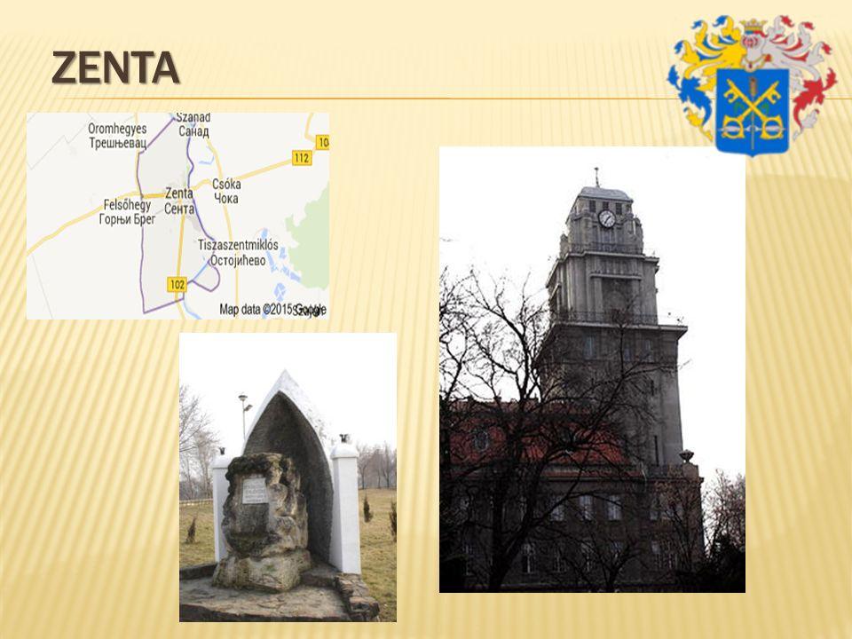 A Duna–Tisza köze déli részén, Bácskában, Szerbia északi részén, a magyar határ mellett fekszik.