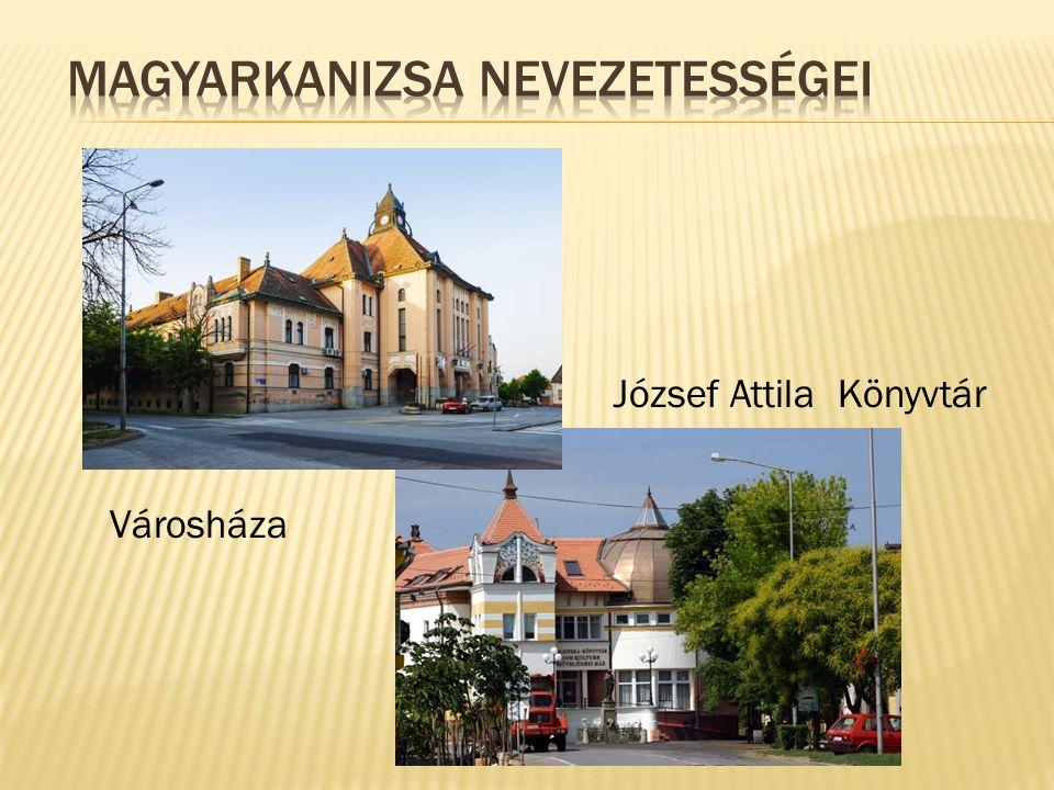 Városháza József Attila Könyvtár