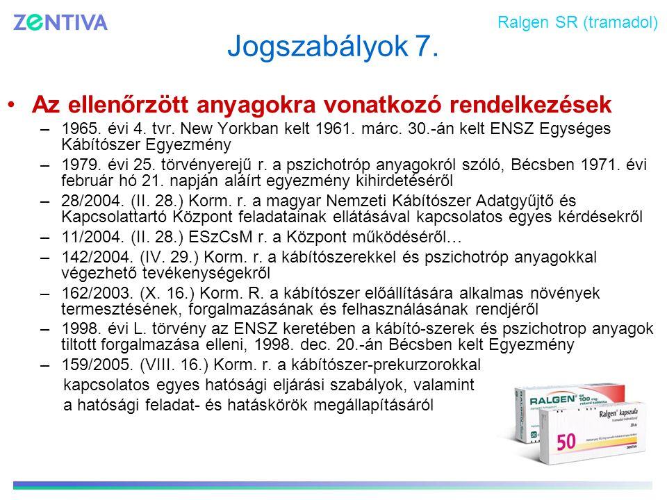 Jogszabályok 8.Közgyógyellátás –1993. évi III. tv.