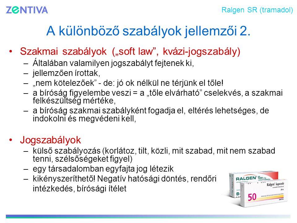 Etikai szabályok Szakmai szabályok Jog- szabályok Szokás, illemszabályok A szabályok hierarchiája Torvacard (atorvastatin)