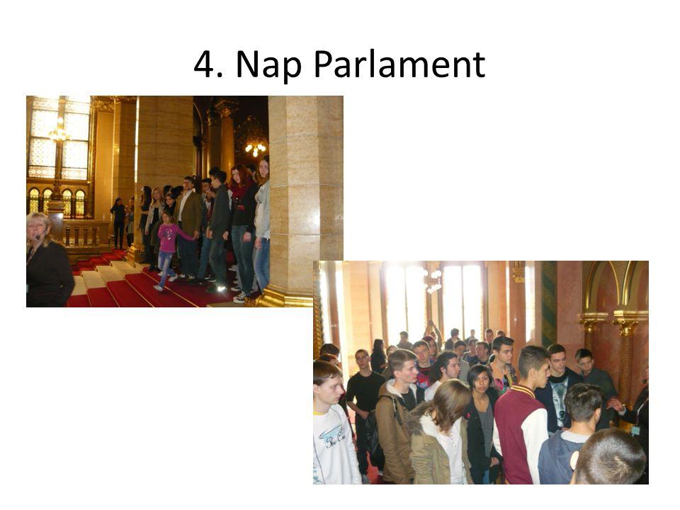 4. Nap Parlament