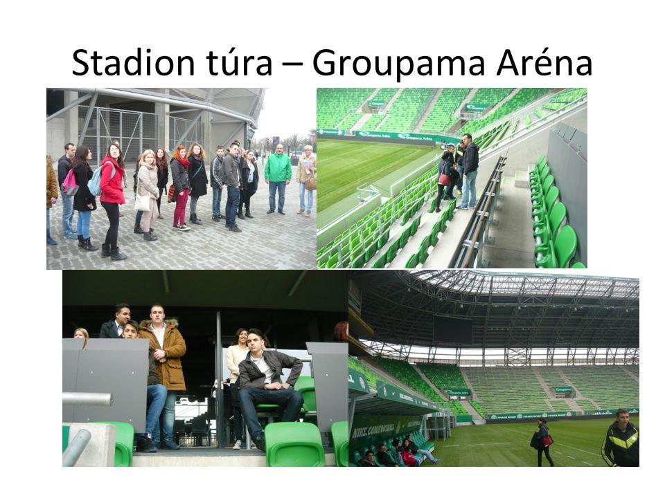 Stadion túra – Groupama Aréna