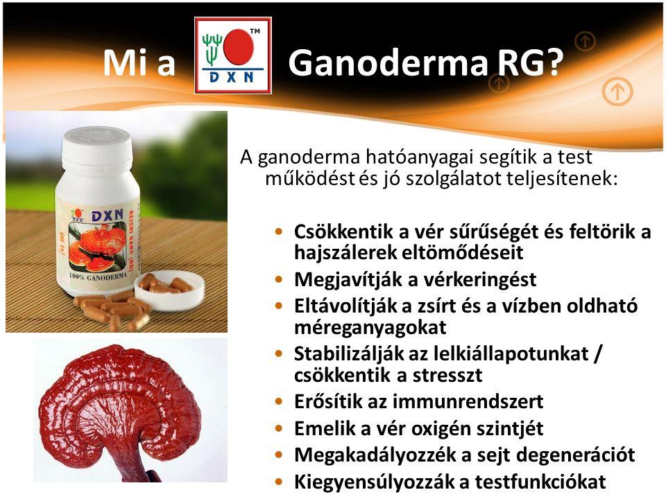 A ganoderma hatóanyagai segítik a test működést és jó szolgálatot teljesítenek: Csökkentik a vér sűrűségét és feltörik a hajszálerek eltömődéseit Megj