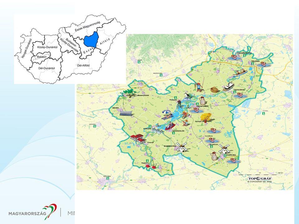 Húzótermékek a régióban Tisza-tó, réstermékek desztinációja Ökoturizmus Horgászturizmus Aktív turizmus (kerékpár, vízi sportok) Vízparti turizmus Természetfotózás, ornitológia