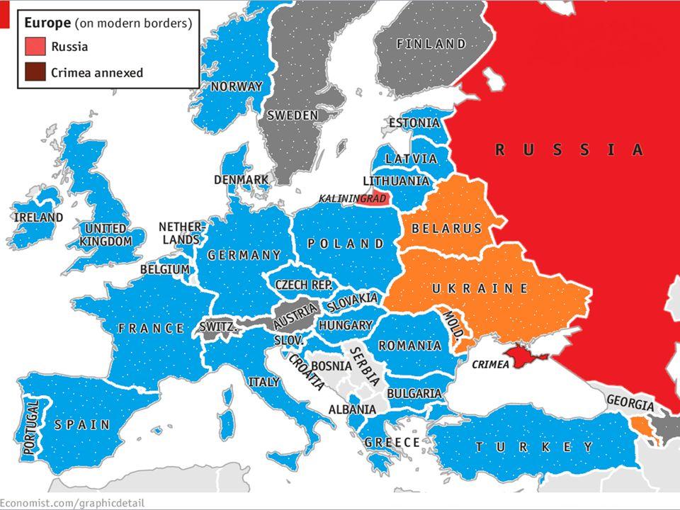 Küzdelem az orosz geopolitikai határokért