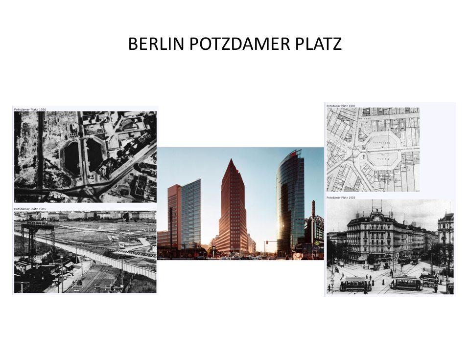 BERLIN POTZDAMER PLATZ