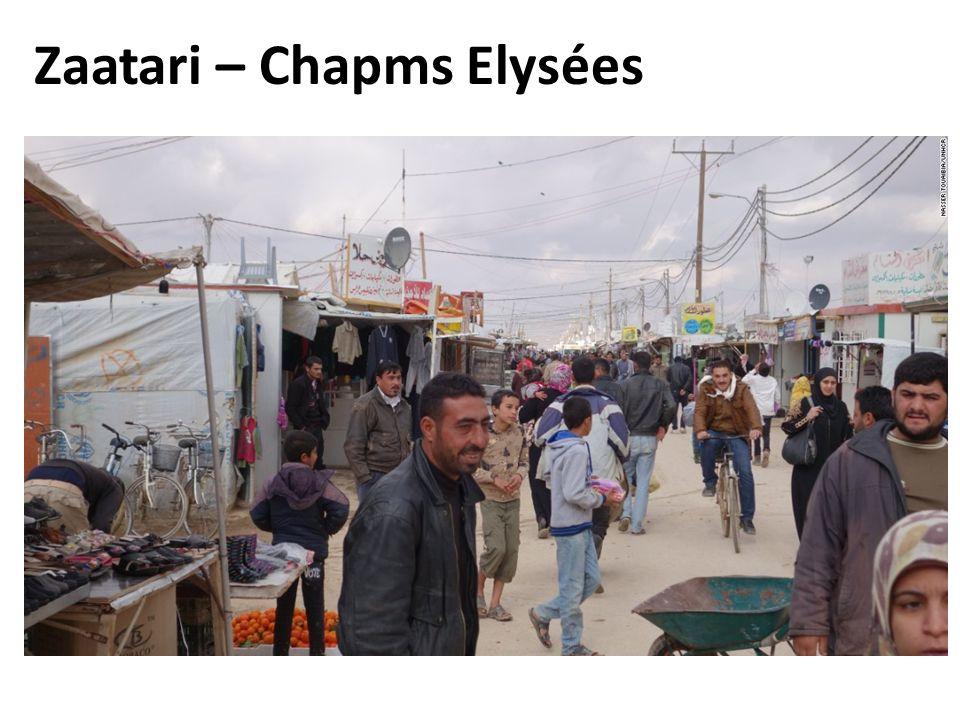 Zaatari – Chapms Elysées