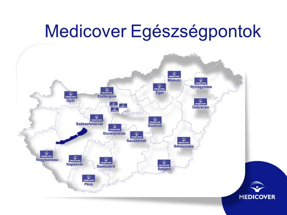 Medicover Egészségpontok