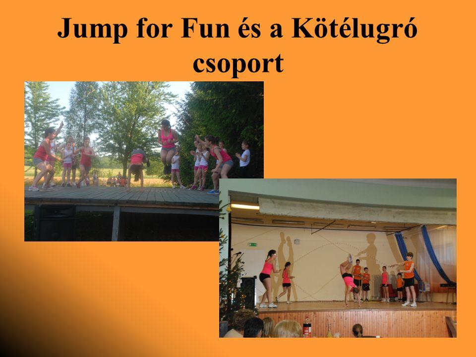Jump for Fun és a Kötélugró csoport