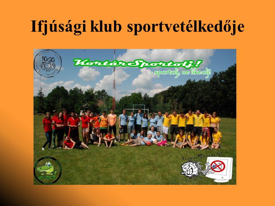 Ifjúsági klub sportvetélkedője