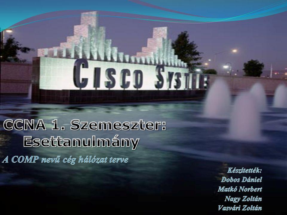 Cisco Catalyst 4948 10 Gigabit Ethernet Switch Részletes leírás: http://www.cisco.com/en/US/products/ps6230/index.html Szükség volt még egy 1,8m magas rack szekrényre Ára: 400$