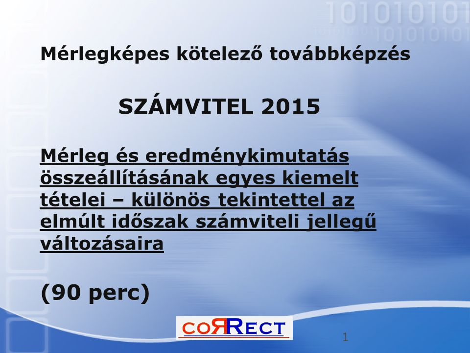 Üzembe helyezés időpontjának értelmezése  Használatbavételi (hatósági) engedély: 2013-tól már nem kötelező .