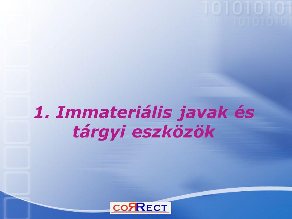 Példa a bérleti jog, üzemeltetési jog számviteli elszámolására 2/ Ingatlanhoz kapcsolódó, nem aktivált vagyoni értékű jog esetén (üzemeltetési jog)  Eladási áron T 3.