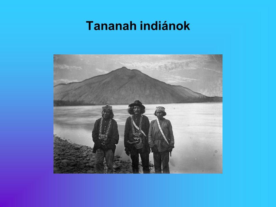 Tananah indiánok