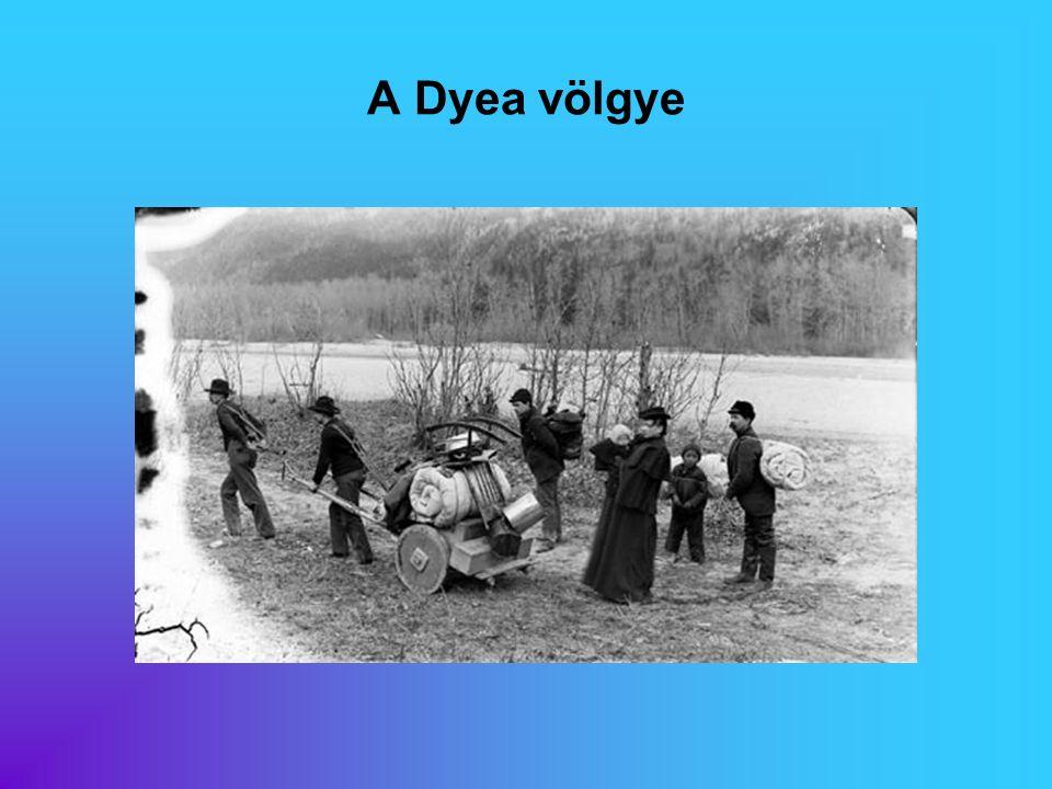 A Dyea völgye