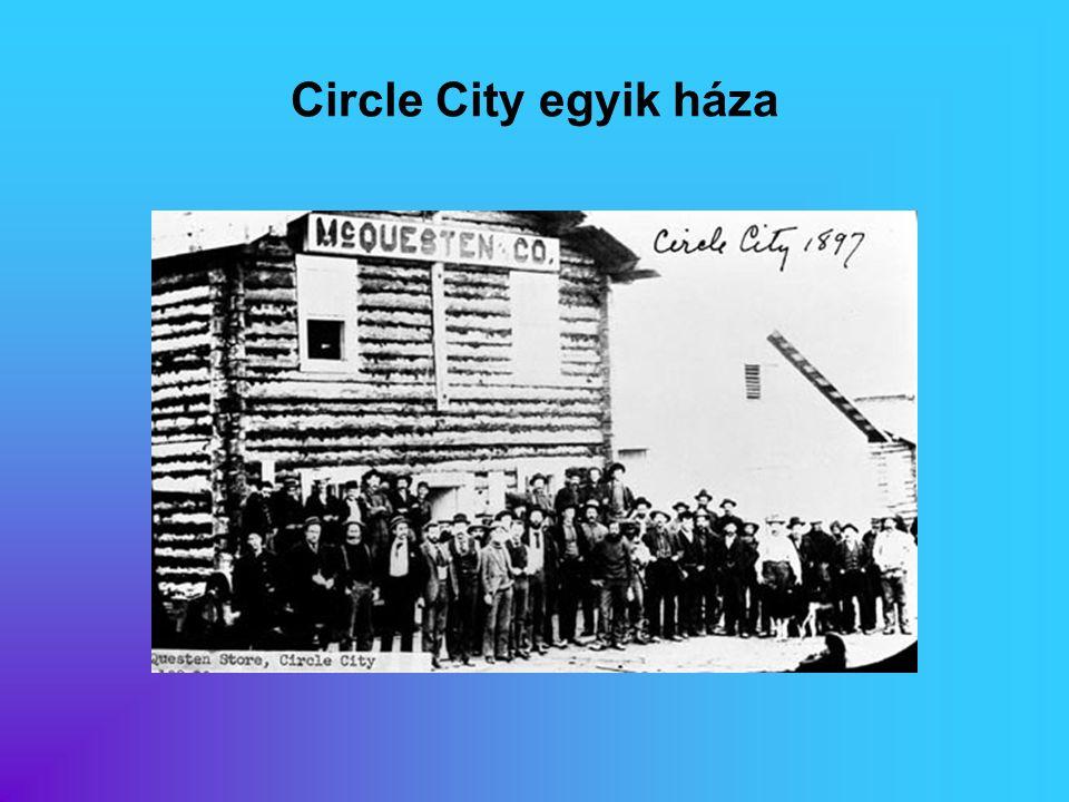 Circle City egyik háza