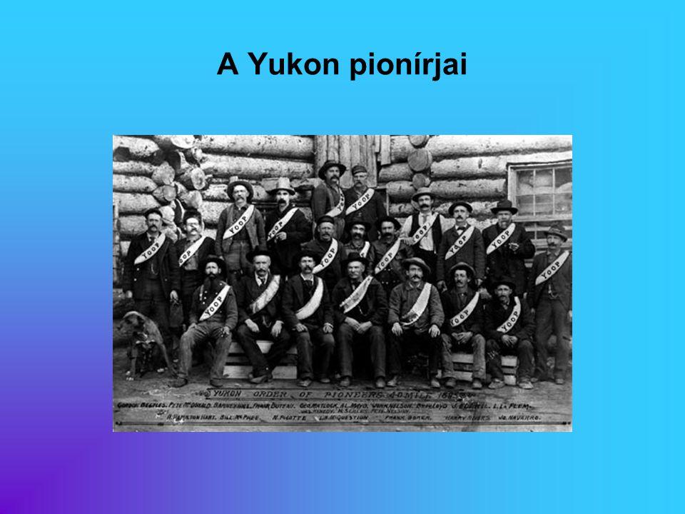 A Yukon pionírjai