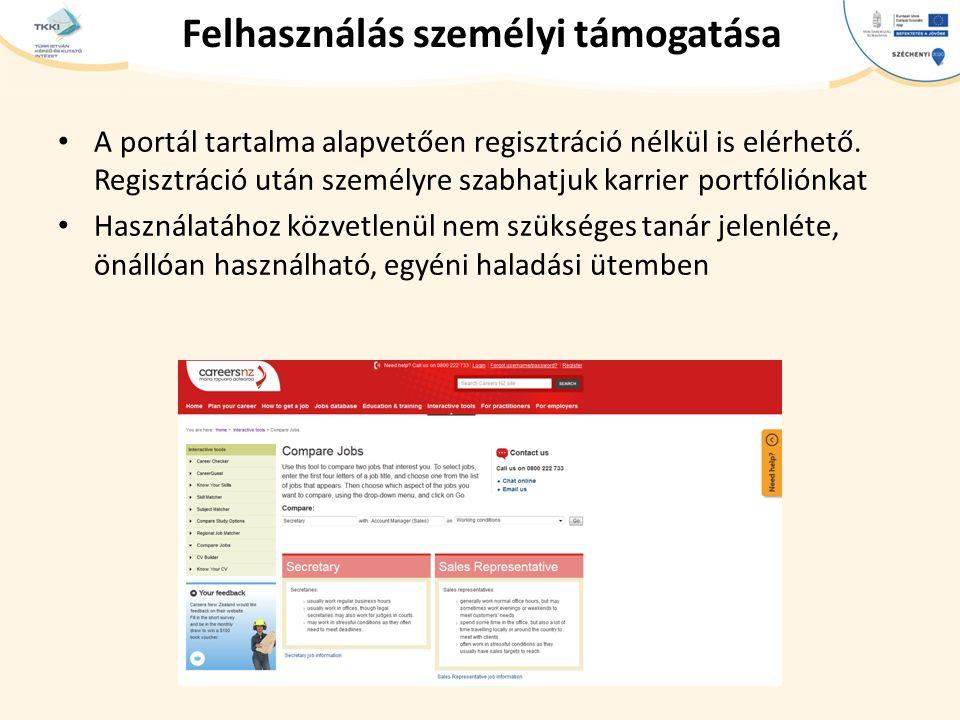 cím szöveg – Second level Third level – Fourth level » Fifth level Felhasználás személyi támogatása A portál tartalma alapvetően regisztráció nélkül is elérhető.