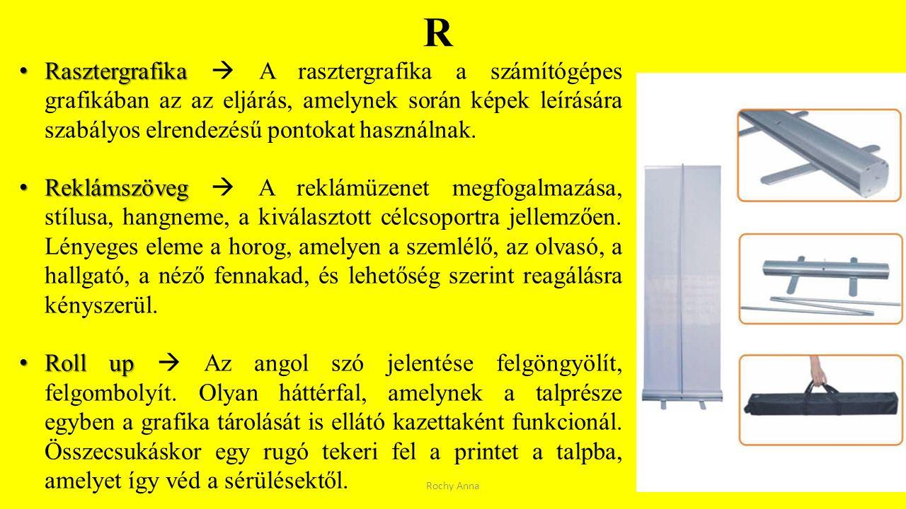 R Rasztergrafika Rasztergrafika  A rasztergrafika a számítógépes grafikában az az eljárás, amelynek során képek leírására szabályos elrendezésű ponto
