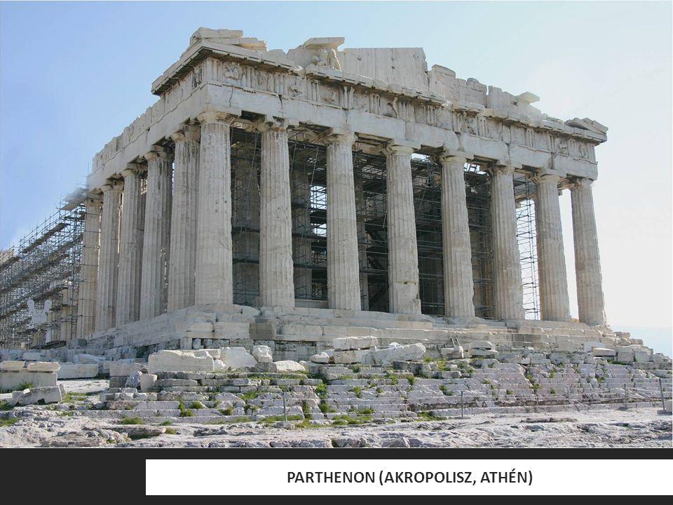 PARTHENON (AKROPOLISZ, ATHÉN)