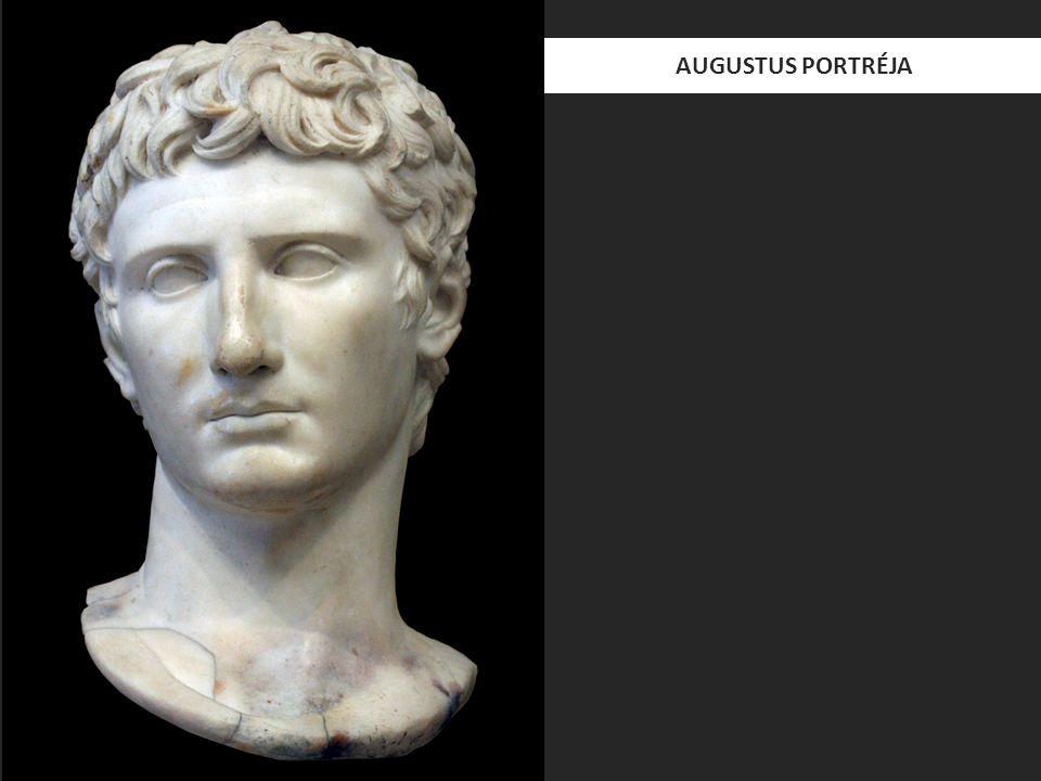AUGUSTUS PORTRÉJA