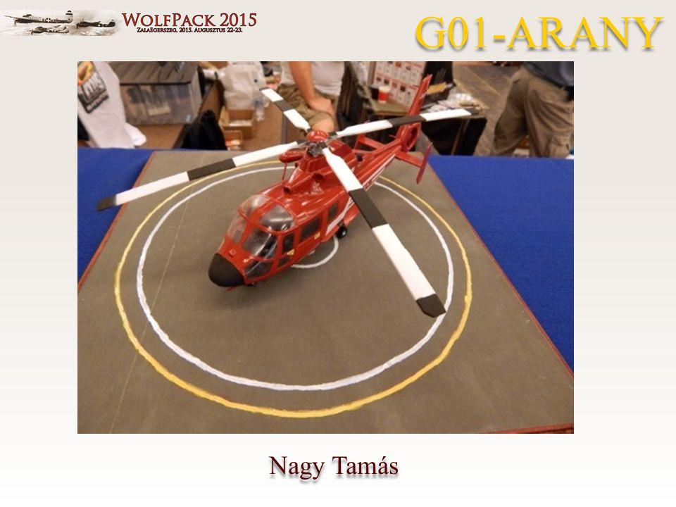 Nagy Tamás G01-ARANY