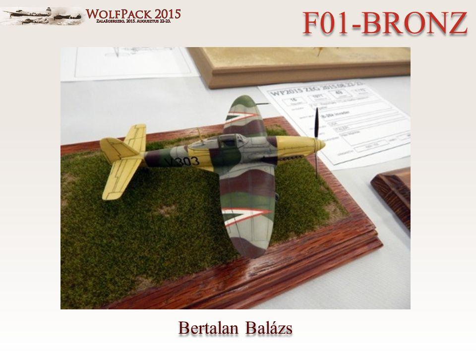 Bertalan Balázs F01-BRONZ
