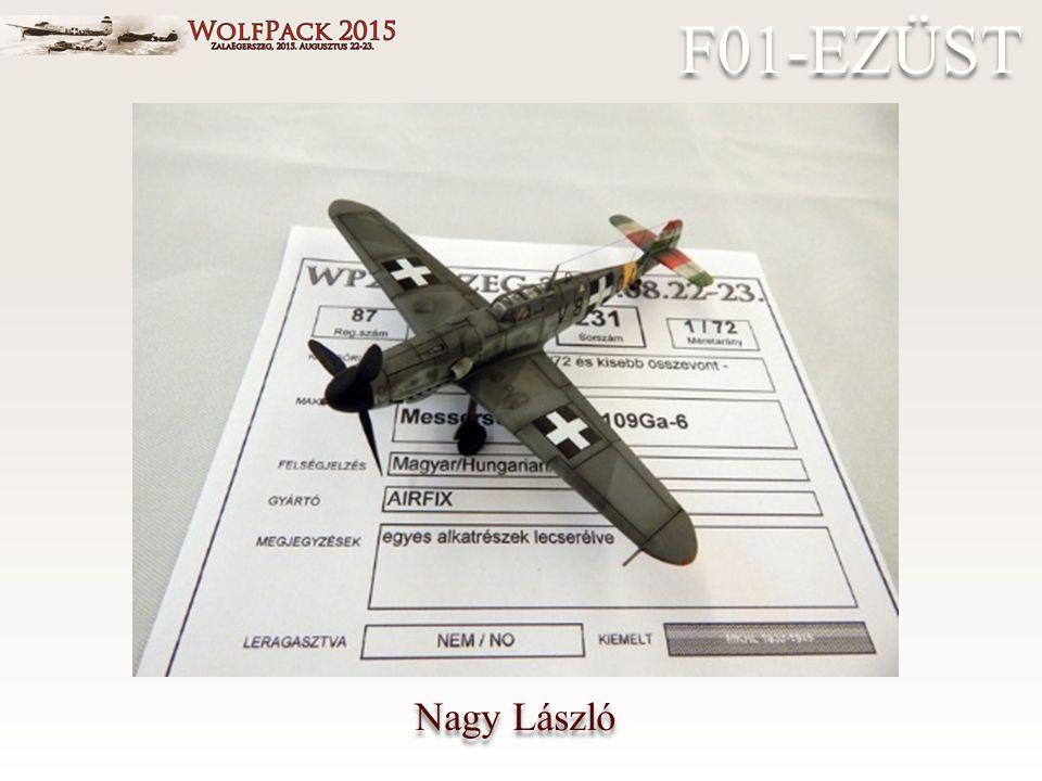 Nagy László F01-EZÜST